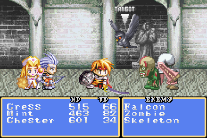 Tales of Phantasia GBA 097