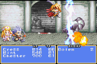 Tales of Phantasia GBA 100