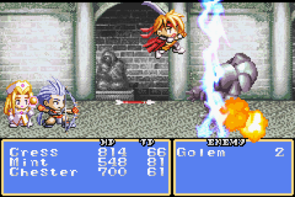 Tales of Phantasia GBA 100