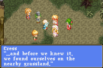 Tales of Phantasia GBA 108
