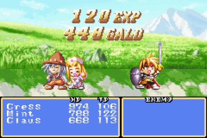 Tales of Phantasia GBA 163