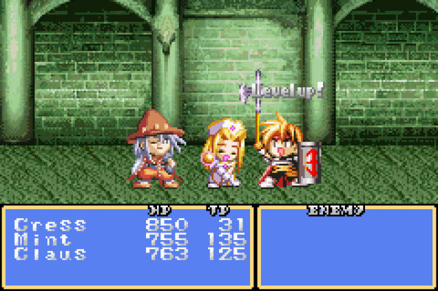 Tales of Phantasia GBA 199