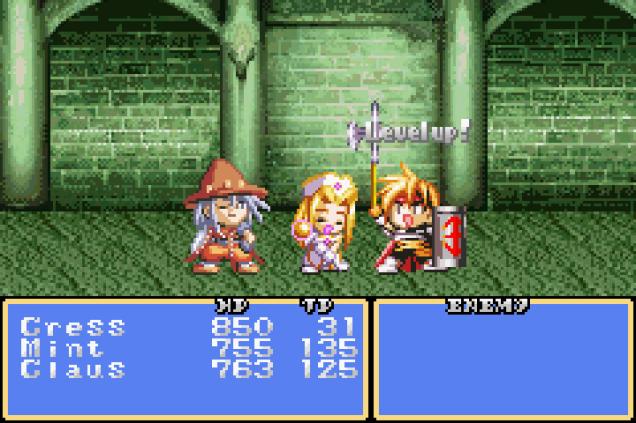 Tales of Phantasia GBA 199