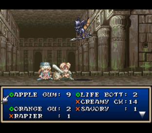 Tales of Phantasia SNES 100