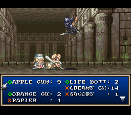 Tales of Phantasia SNES 100