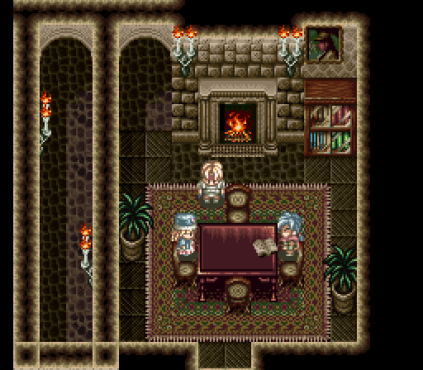 Tales of Phantasia SNES 108