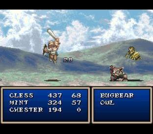 Tales of Phantasia SNES 111