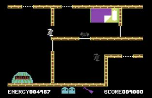 The Evil Dead C64 12