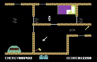The Evil Dead C64 20