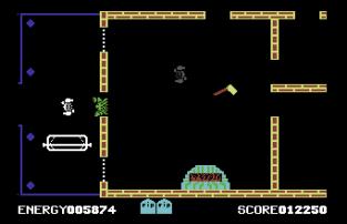 The Evil Dead C64 23