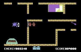 The Evil Dead C64 31