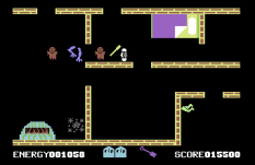 The Evil Dead C64 40