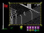 The Great Escape ZX Spectrum 03