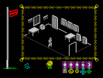 The Great Escape ZX Spectrum 04