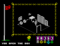 The Great Escape ZX Spectrum 08