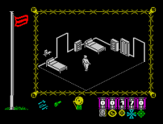 The Great Escape ZX Spectrum 10