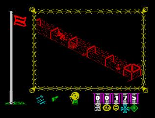 The Great Escape ZX Spectrum 11