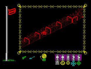The Great Escape ZX Spectrum 12