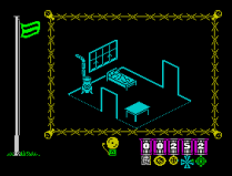 The Great Escape ZX Spectrum 13