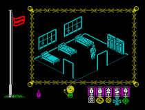 The Great Escape ZX Spectrum 15
