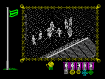The Great Escape ZX Spectrum 19