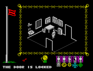 The Great Escape ZX Spectrum 20