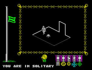 The Great Escape ZX Spectrum 21