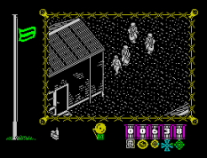 The Great Escape ZX Spectrum 22
