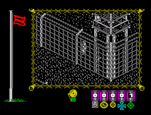The Great Escape ZX Spectrum 23