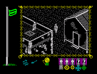 The Great Escape ZX Spectrum 31
