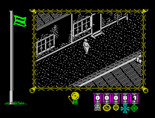 The Great Escape ZX Spectrum 33
