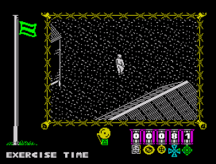 The Great Escape ZX Spectrum 34