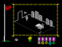 The Great Escape ZX Spectrum 35