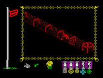 The Great Escape ZX Spectrum 39