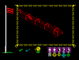 The Great Escape ZX Spectrum 42