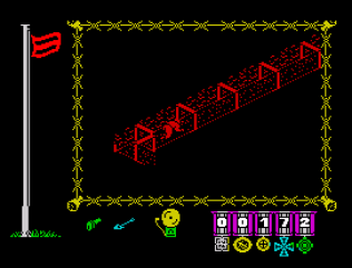 The Great Escape ZX Spectrum 43