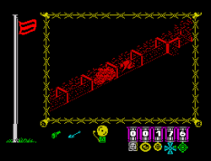 The Great Escape ZX Spectrum 44