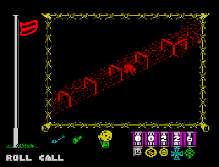 The Great Escape ZX Spectrum 45