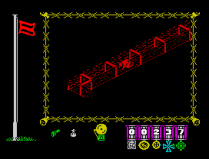 The Great Escape ZX Spectrum 47