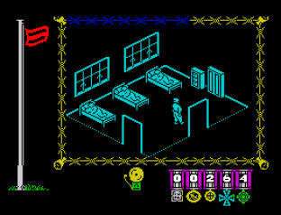 The Great Escape ZX Spectrum 53