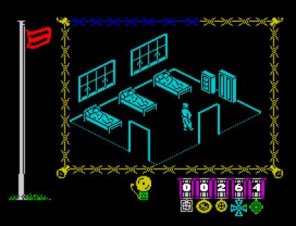 The Great Escape ZX Spectrum 53