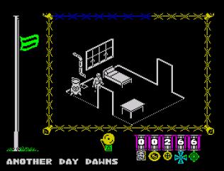 The Great Escape ZX Spectrum 55
