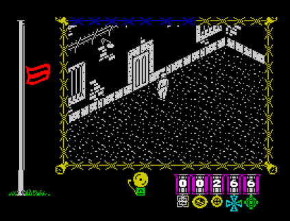 The Great Escape ZX Spectrum 56