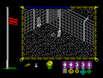 The Great Escape ZX Spectrum 60