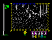The Great Escape ZX Spectrum 62
