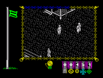 The Great Escape ZX Spectrum 63