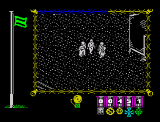 The Great Escape ZX Spectrum 64