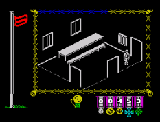 The Great Escape ZX Spectrum 65