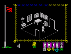 The Great Escape ZX Spectrum 66