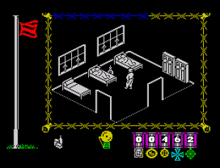 The Great Escape ZX Spectrum 67